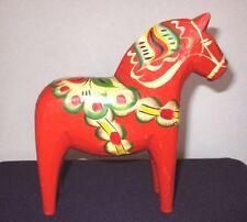 VINTAGE SWEDISH  DALA HORSE DESIGNED BY NILS OLSSON 1960'S