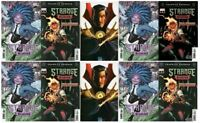 🔥 STRANGE ACADEMY #3 (2020,1,2) ROSS,SPOTLIGHT,MAIN  - LOT OF 10 COPIES 🔥