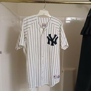 Men's New York Yankees Robinson Cano Jersey