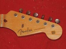Fender 2006 Maple Custom Shop 56 Stratocaster Zeitmaschine Hals Relic