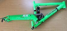 Commencal Meta 5.5 Full Suspension Mountain Bike Frame Fox RP2 55 Green Small 16
