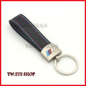 Faux Leather Keyring for BMW M Sport