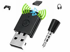 Headsets Wireless Bluetooth V4.0 USB Dongle Adapter For PS4 Game Play Station