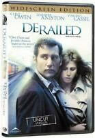 Derailed (DVD, 2006, Uncut Bilingual) Free Shipping In Canada