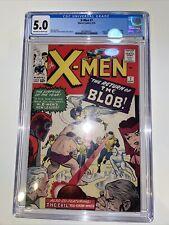 X-Men #7 CGC 5.0 2nd App Blob Scarlet Witch