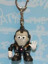 MARVEL BEST KEYRING EVER MR POTATO HEAD POPTATERS WAR-MACHINE RARE CHASE