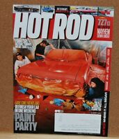 Hot Rod Magazine  April 2013   Very Good Turbo Cars Before Turbos Were Cool