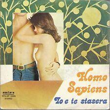 IO E TE STASERA - MALINCONIA -- HOMO SAPIENS
