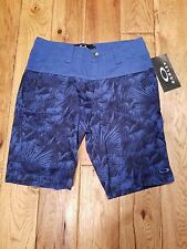 NWT Oakley Block Short Delft Size 30, 33, 34 & 40 Slim Fit
