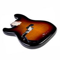 NEW LEFTY Fender American Standard Precision P Bass BODY USA Sunburst 0998029700