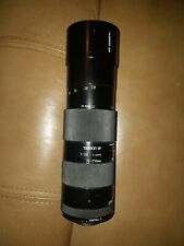 Tamron SP 70 - 210 F3.5 Adaptall macro 52A Camera Lens