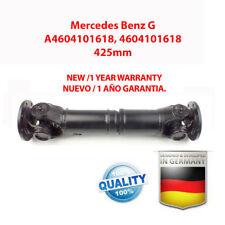 Cardan o transmision Mercedes Benz G A4604101618, 4604101618 NUEVO!!