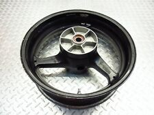 2003 03-04 Honda CBR600RR CBR 600RR Rear Back Wheel Rim Straight Video 17X5.5
