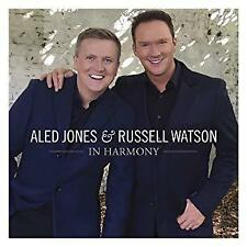 Aled Jones And Russell Watson - In Harmony (NEW CD)