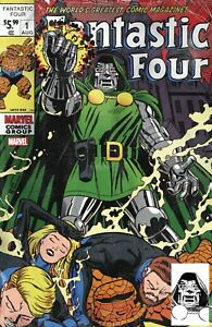 Fantastic Four Variant issue #1 Limited to only 800 Copies W/COA