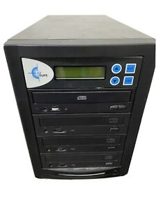 EZ DUPE CD Compact Disc Duplicator, TESTED TO TURN ON