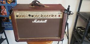 MARSHALL ACOUSTIC AS-50R SOLOIST- Akustik Combo Gitarrenverstärker Guitar Amp