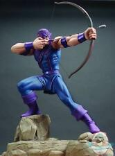 Avenger's Hawkeye Statue By Hard Hero Limited Numbered MIB