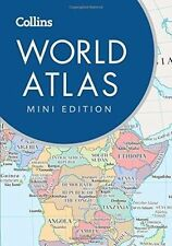 Collins World Atlas: Mini Edition by Collins Maps (Paperback, 2016)