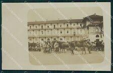 Militari Cavalleria Caserma Pinerolo ? Foto cartolina XF2871