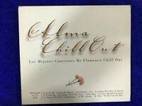 ALMA CHILL OUT 2 CD LAS MEJORES CANCIONES DE FLAMENCO ESTA COBARDIA ...