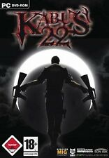 Kabus 22 (Action-Adventure en style residente Evil) PC nuevo embalaje original