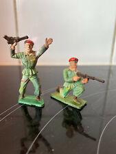 Starlux Beret rouge commando WWII 2 eme guerre mondiale