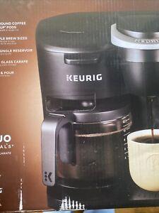 Keurig K-Duo Essentials 12 Cup Coffee Maker - Black