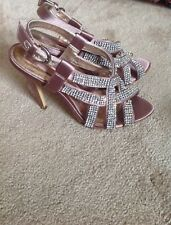 NEW Next Bridal Occasion Shoes Jewelled Size 4.5
