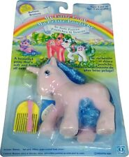 My Little Pony™ So Soft Ponies - Buttons - Vintage 1986 - Mint on Sealed Card!!