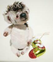 Teddy  hedgehog Oloff  OOAK Artist Teddy by Voitenko Svitlana.