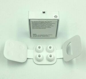 Apple Replacement Earbud Tips for Airpod Pro - 100% Authentic OEM - 2 Pairs