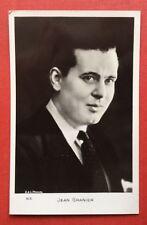 CPSM. Acteur Jean GRANIER. Phot. G & L. Manuel. Cinéma. Film.