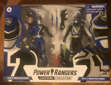 power rangers lightning collection spd blue Rangers