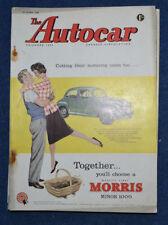 June Cars, Pre-1960 Transportation Magazines