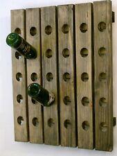 Wood Wine Rack Riddling Wine Rack