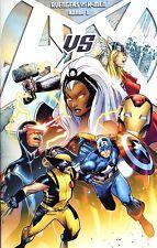 Avengers vs. x-Men (alemán) AVX #1 Variant 3 Comic Action 2012 lim.999 ex.