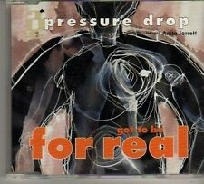 (BN897) Pressure Drop, Got To Be For Real - 1997 CD