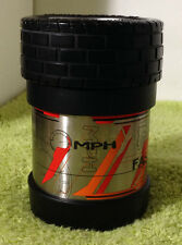 Thermos Brand REDLINE GT Racing Stainless Steel Container with Rubber Tire Lid