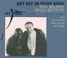 Jack Walrath & WDR Big Band - Get Hit in Your Soul, CD