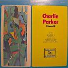 CHARLIE PARKER vol 3 be bop/hot house/barbados LP EVEREST RECORDS USA RARE EX++