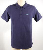 T-shirt maglietta polo cotone uomo GUESS art.M42P02 K1XG0 T.XL col.716 ink