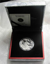2014 CANADA  $15 DOLLARS LUNAR LOTUS YEAR OF THE Horse  9999  SILVER