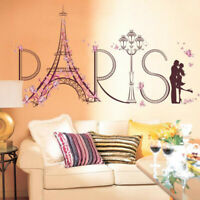 Letter Wall Stickers Romance Decoration Wall Poster Bedroom DIY Home Decor US H