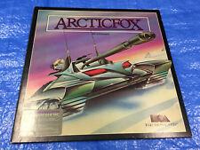 Arcticfox Commodore 64 128 Game in Case