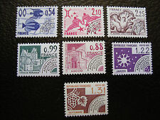 FRANCE - timbre yt preoblitere n° 146 157 161 167 170 186 194 n** (A24) stamp