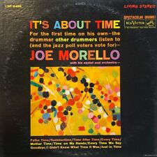 Joe Morello - It's About Time RCA Living Stereo 1S/1S Deep Groove! Phil Woods,