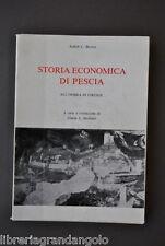 Locale Toscana  Storia Economica Pescia Firenze Brown Anzilotti Benedetti 1989