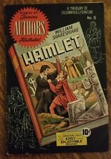 Stories by Famous Authors Illustrated (1950) #8 - VG/F - Hamlet, Shakespeare