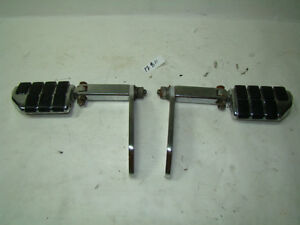 Harley FXR highway foot pegs + mounts FXRS FXRT FXRP FXRD FXLR controls EPS17811